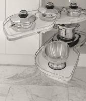 Akcesoria kuchenne - przegląd rozwiązań firmy PEKA